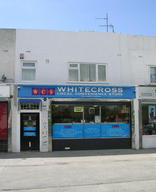 Whitecross Convenience Store - Bradford Road