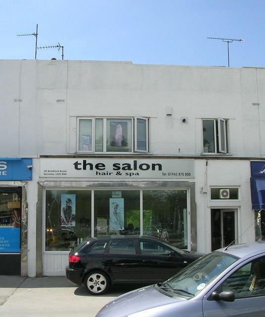 the salon hair & spa - Bradford Road