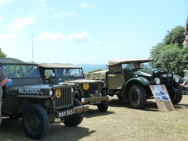 "The New Forest Remembers ""D-Day"" (22)"