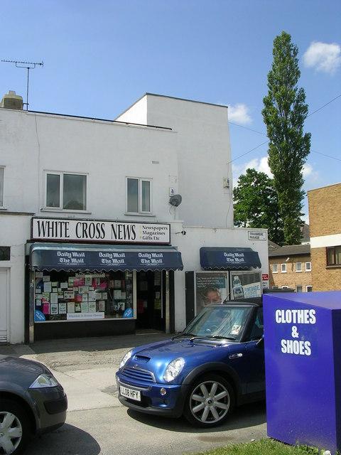White Cross News - Bradford Road
