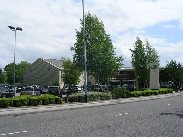Farnell Car Dealership - Bradford Road