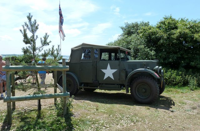"The New Forest Remembers ""D-Day"" (23)"