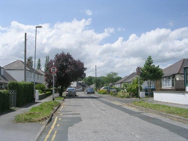 Tranmere Drive - Bradford Road