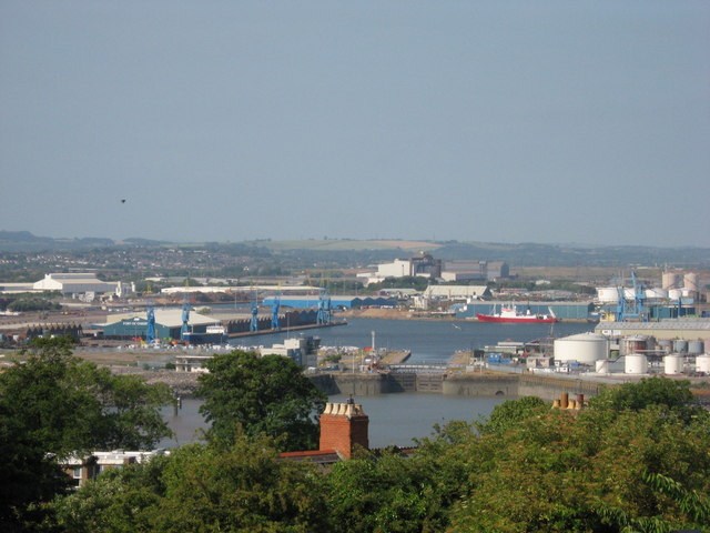 Queen Alexandra Dock, Cardiff