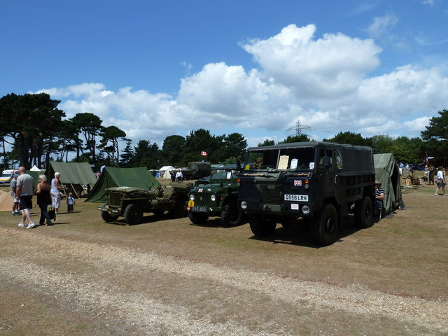 "The New Forest Remembers ""D-Day"" (26)"