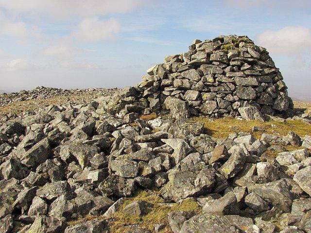 Summit, Beinn Mhòr