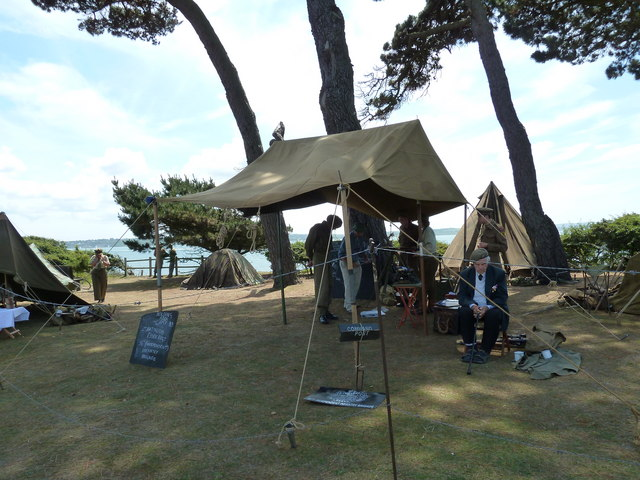"""The New Forest Remembers """"D-Day"""" (29)"""