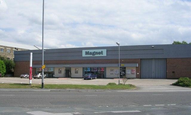 Magnet - Bradford Road