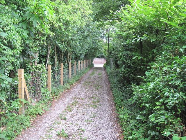 Brickfield Lane, Vicarscross