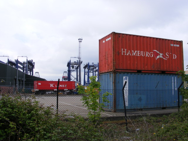 Trinity Container Terminal