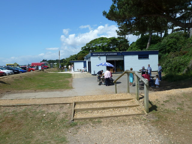 Restaurant and Tearooms, Lepe Country Park