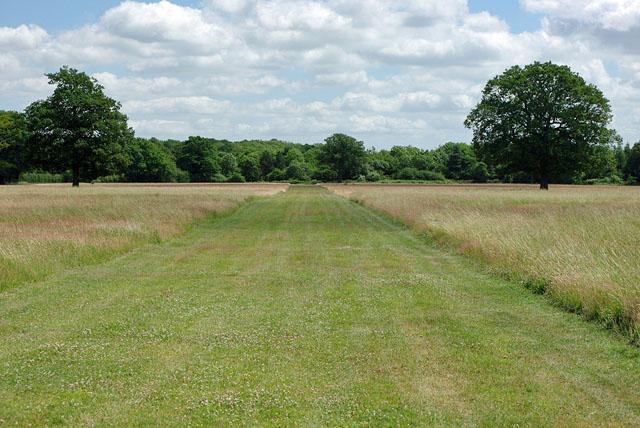 Landing strip, Vallance By-ways