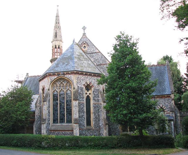 Christ Church in Eaton