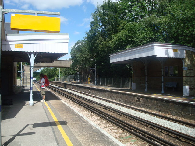 Hollingbourne railway station