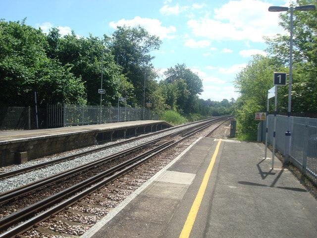 Hollingbourne railway station