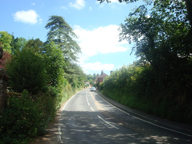 Upper Street, Hollingbourne