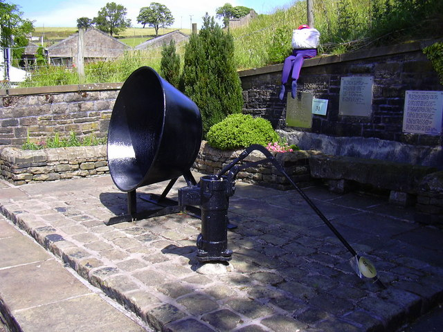Sir William Pickles Hartley's Jam Pan (Pot) Trawden