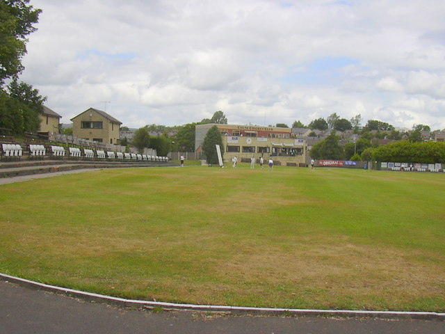 "Colne Cricket Club, ""The Horsfield"" Keighley Road"