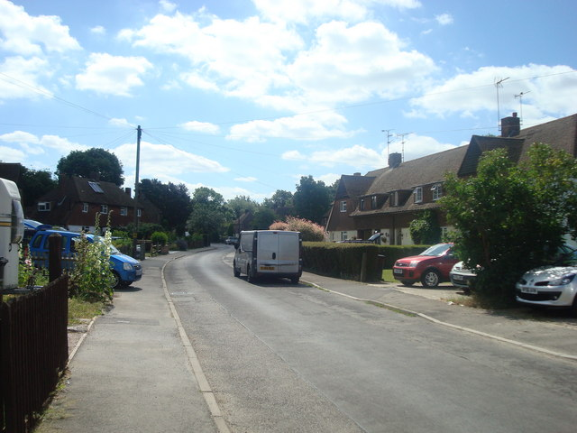 Culpeper Close, Hollingbourne