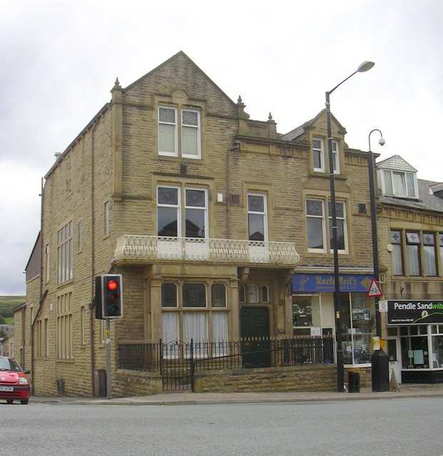 """Colne Masonic Hall"" 91 Albert Road,Colne, Lancashire. BB8 0BS"