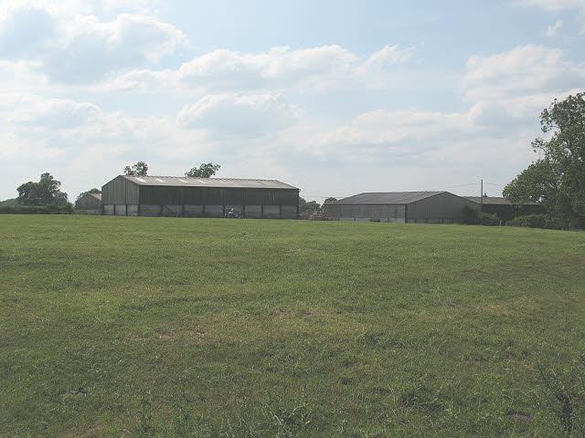 Dock Bank Farm, Sproston Green