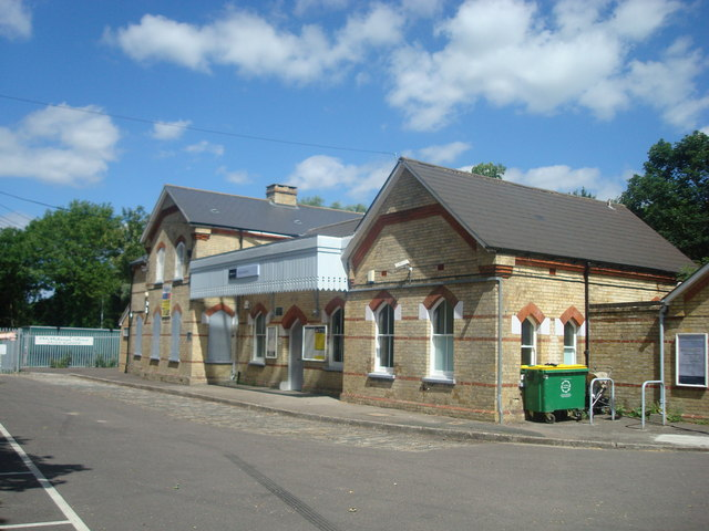 Harrietsham railway station