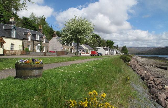 Village of Lochcarron