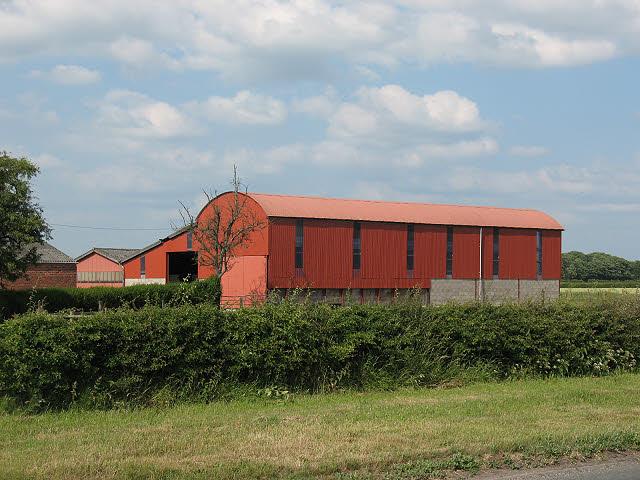 Manor Farm, Sproston Green