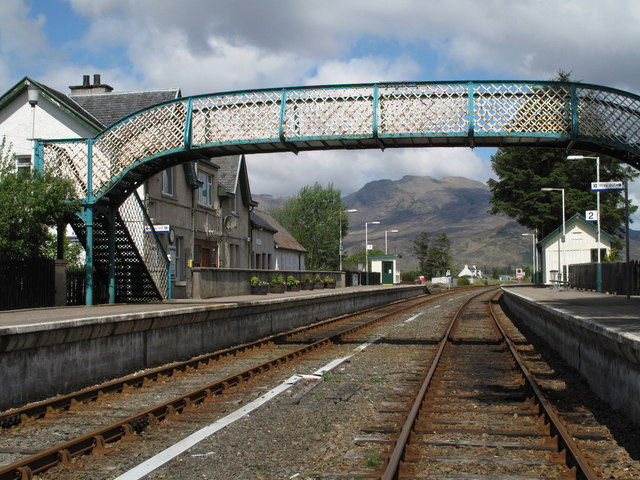Railway Station - Strathcarron