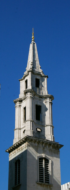 Tower, St Vedast alias Foster, Foster Lane, City of London