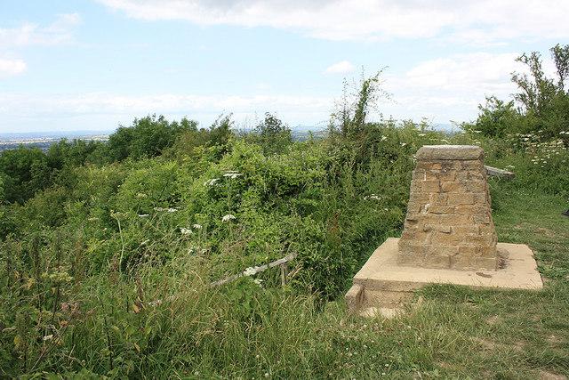 Churchdown Hill Trig Point (155m)