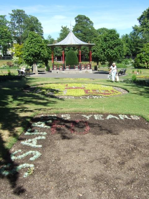 Dorchester Borough Gardens
