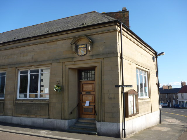 Commercial Architecture in Belford, Northumberland