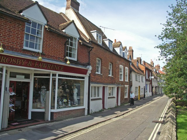 Narrow High Street, Marlborough