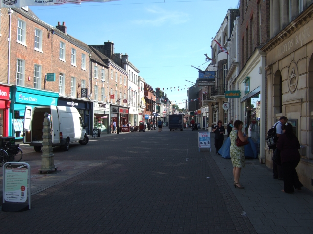South Street (pedestrianised), Dorchester
