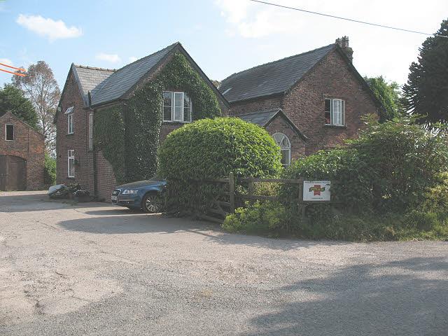 Higher Farm, Byley Lane