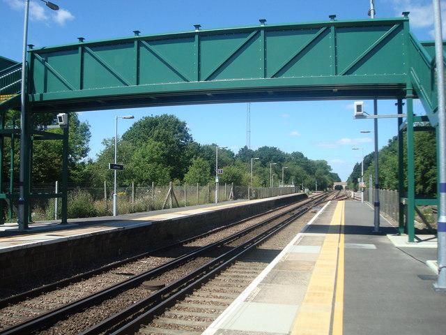 Lenham railway station