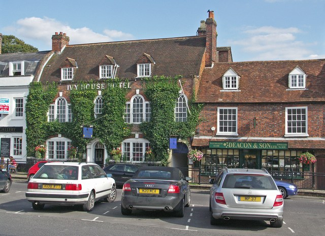 Ivy House Hotel, Marlborough