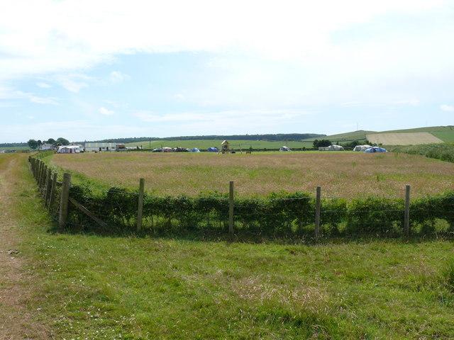 Drumroamin Farm Camping and Caravan Site