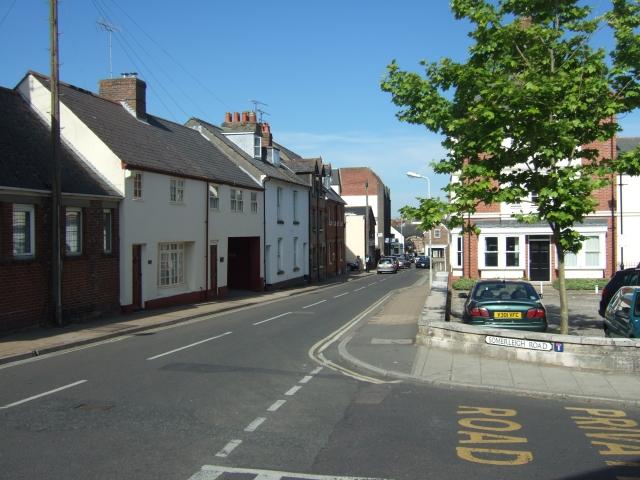 Prince's Street, Dorchester