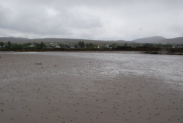 Part of Broadford Bay