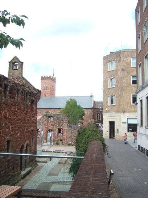 St Stephen's Church, Exeter