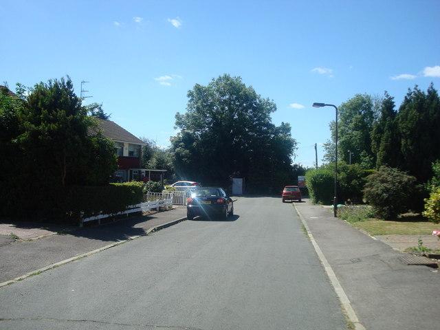 Robins Avenue, Lenham