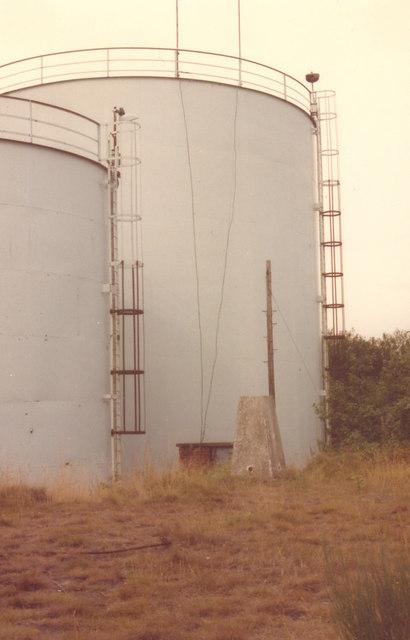 Tinsley Park Trig Pillar