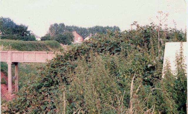 Hill Barton Trig Pillar