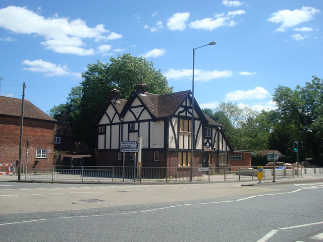 The Queen's Head public house, Charing