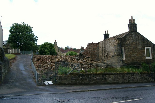Burns Church (demolished)