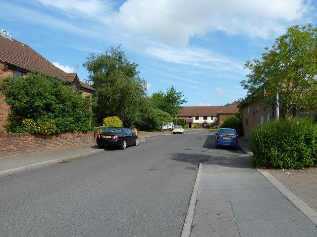 Vicarage Road, Marchwood