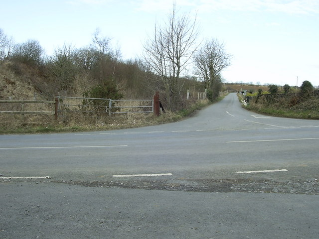 Road Junction, near Letterston