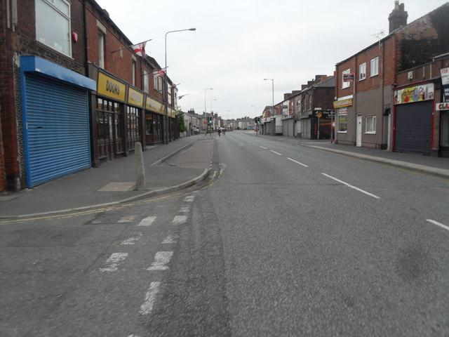 Leigh Road, Leigh